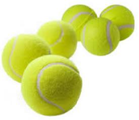 nieuw de mepsche, tennisballen