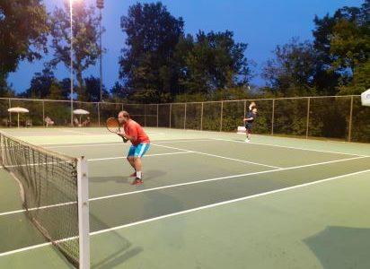 herendubbel tennis