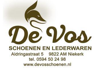 Logo De Vos Schoenen